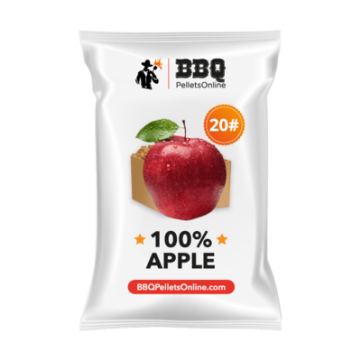 100% Apple BBQPelletsOnline BBQ Pellets