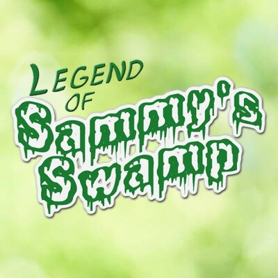 Show Poster - Legend of Sammy's Swamp