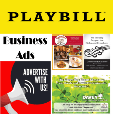 Playbill Ads