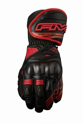 Guanti FIVE racing RFX-2 black/red
