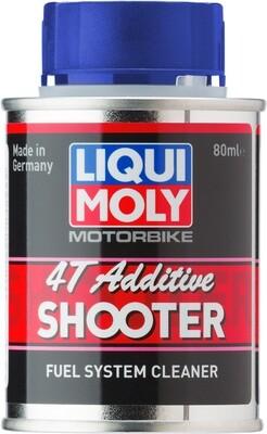 LIQUI MOLY - ADDITIVO MOTORBIKE 4T SHOOTER