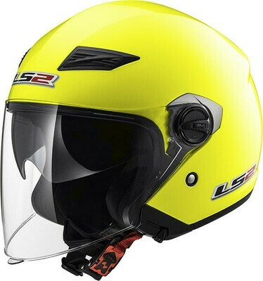 CASCO LS2 JET OF569 TRACK col. FLUO