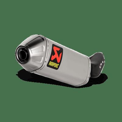 TERMINALE AKRAPOVIC in Titanio Tenere' 700 2019-2020