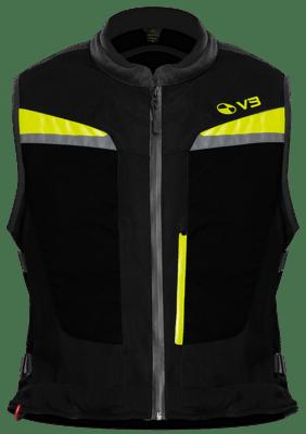MOTO-AIRBAG MAB V3 COMPLETO - NERO/FLUO
