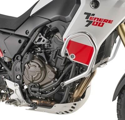 TN2145OX - Paramotore tubolare INOX specifico GIVI YAMAHA TENERE' 700 EURO 4