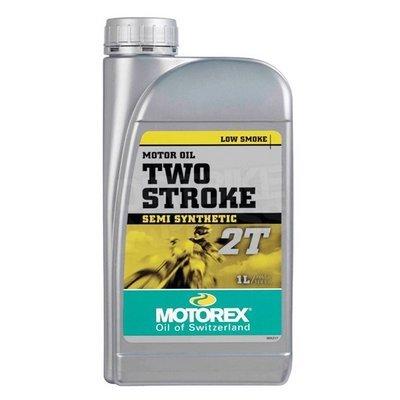 OLIO MOTOREX STROKE 2T