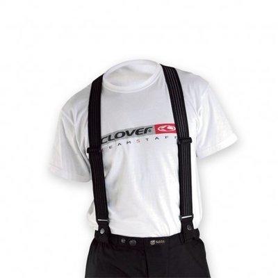 Bretelle elastiche per pantaloni CLOVER art. 830