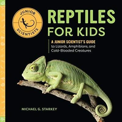 Reptiles for Kids Book