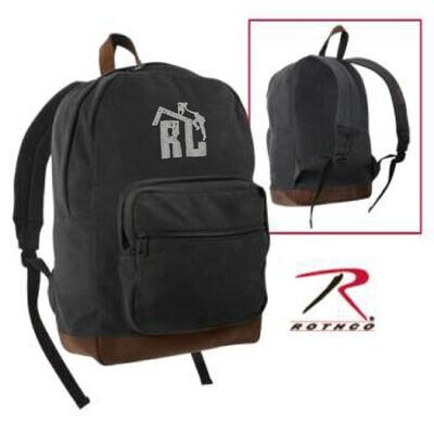 Canvas Rooftop Backpack