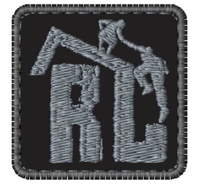Square Rooftop Leadership Patch