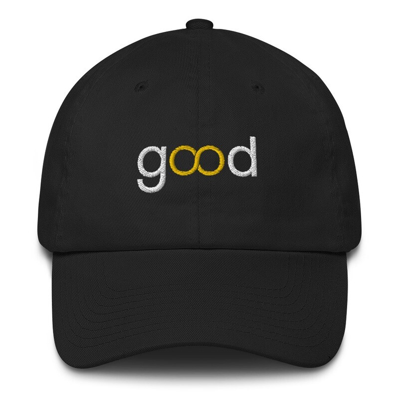 Good Forever Infinity Dad Cap