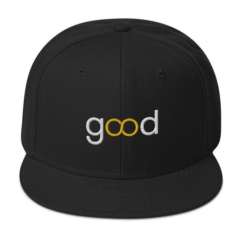 Good Forever Infinity Snapback Hat