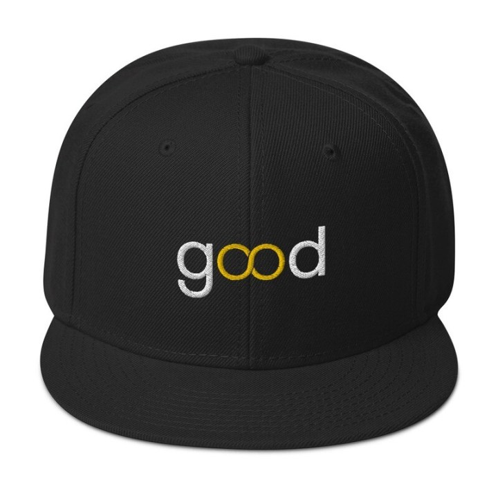 Good Forever Infinity Snapback Hat