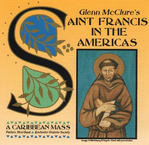 St. Francis in the Americas: A Caribbean Mass - audio download