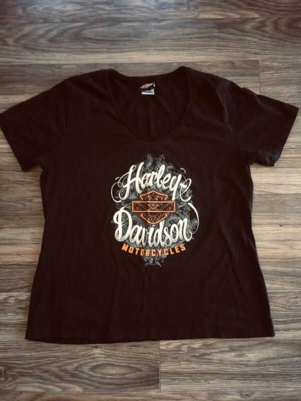 T-Shirt pour Femme Harley-Davidson® 41500-17VW
