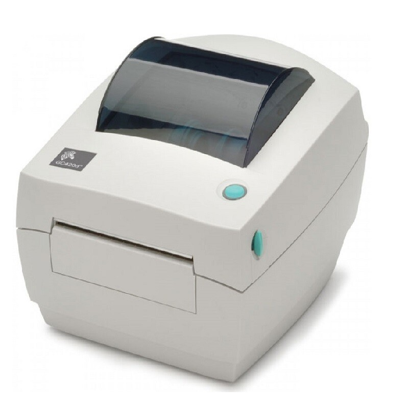 Zebra GC420T Thermal Bar Code Label Printer