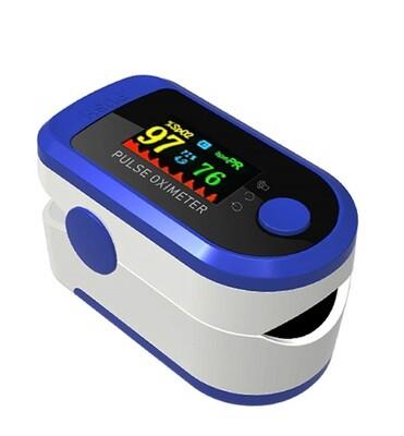 Finger Tip Pulse Oximeter (Aiqura)