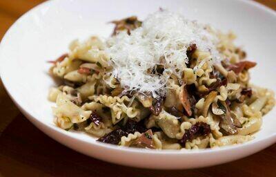 Four-Star Mushroom Dinner for 2: Available 8/1 & 8/2