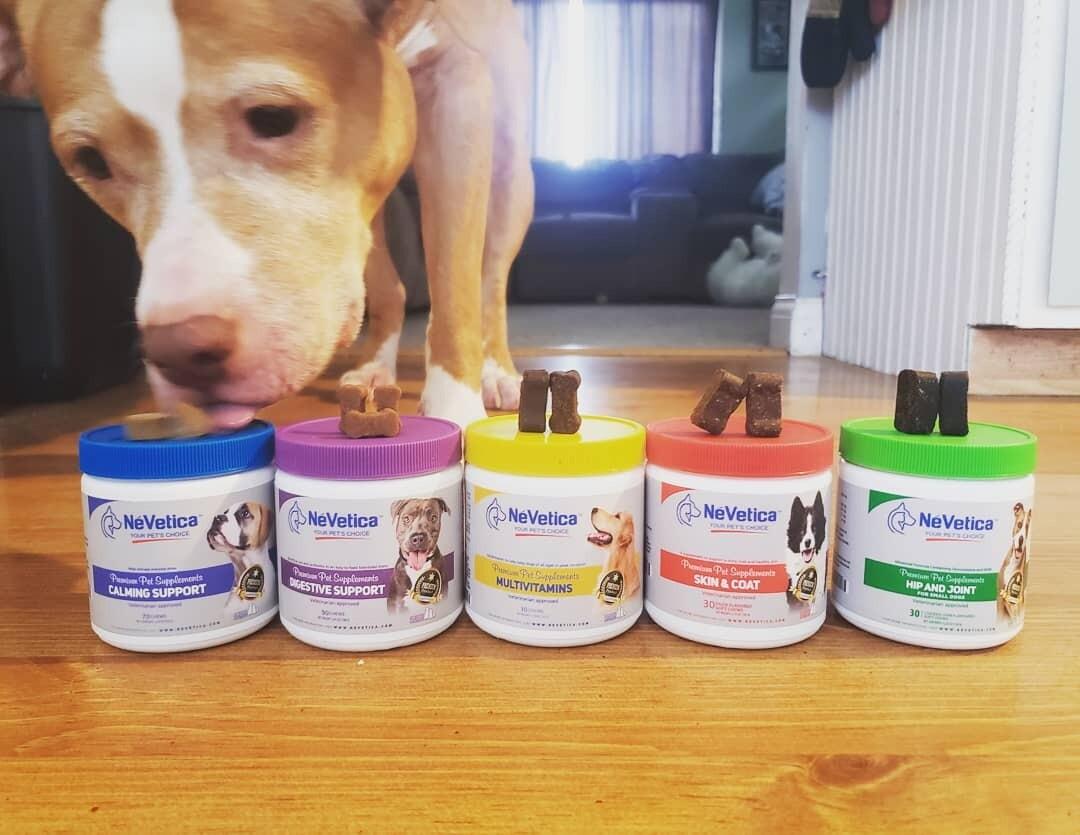 Dr. Croom's Holistic Pet Vitamins