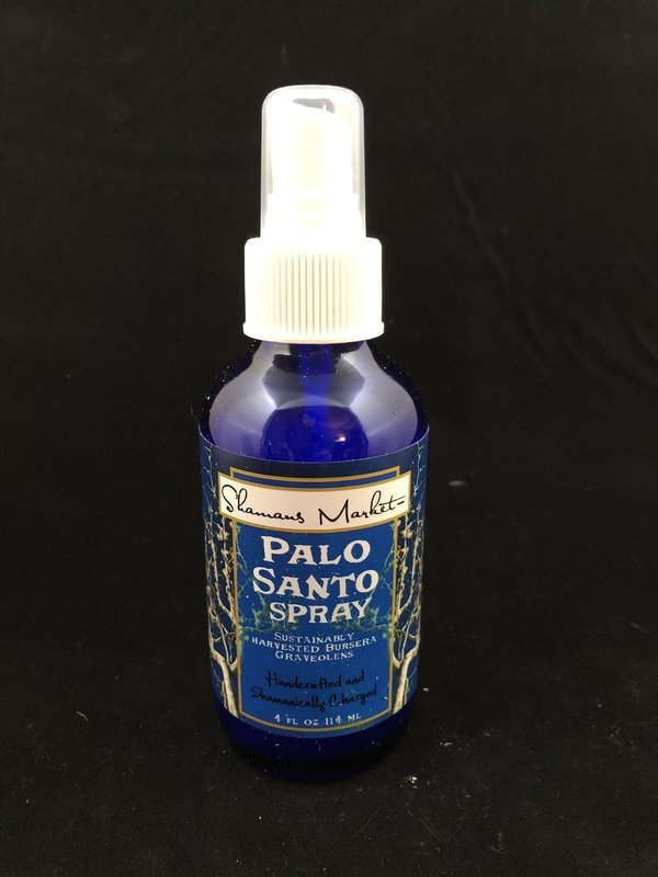 Palo Santo Spray 4 oz