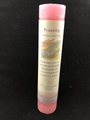 Herbal magic pillar- Friendship