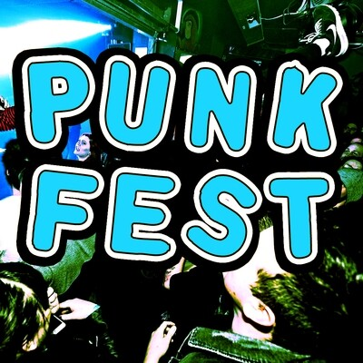 Punk Fest - Fundraiser for Krakatoa