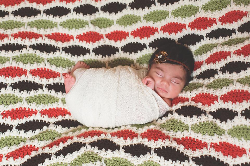Brooklyn Blanket Crochet Pattern