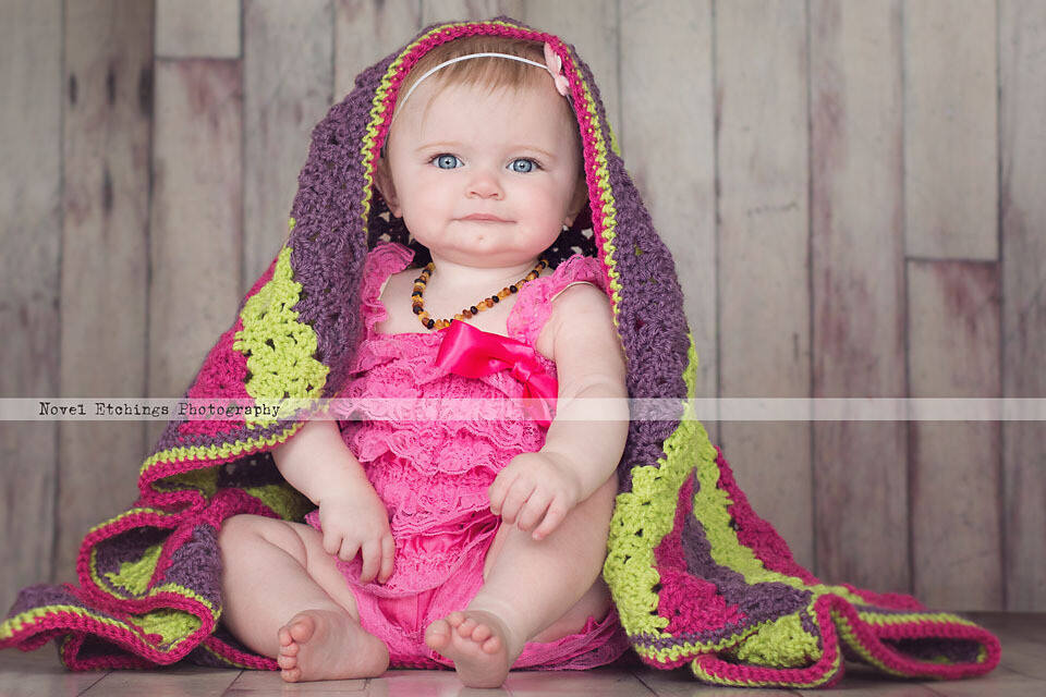 Audrey Blanket Crochet Pattern