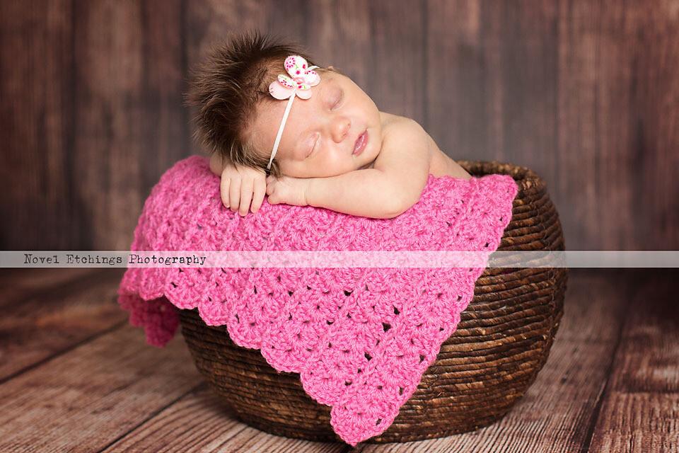 Carousel Blanket Crochet Pattern