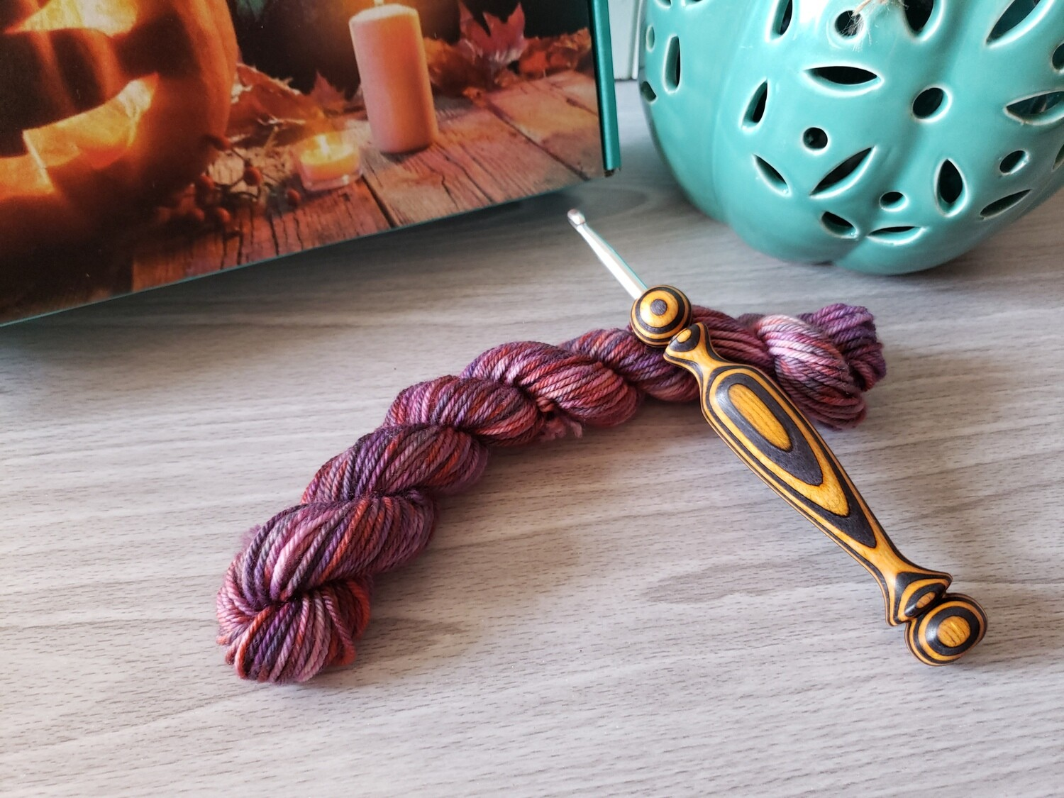 Potion Hand Dyed Yarn