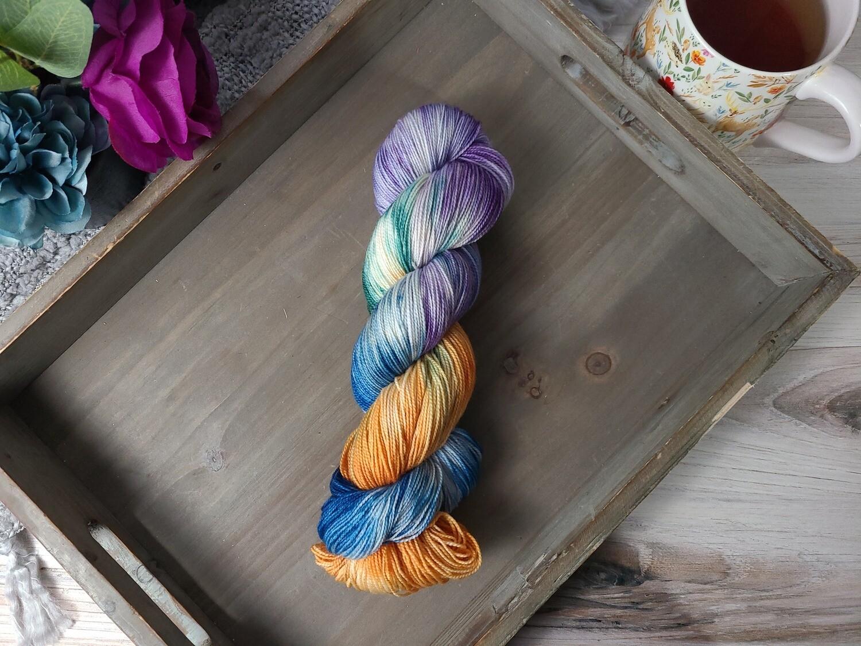 Sleepy Hollow Hand Dyed Yarn