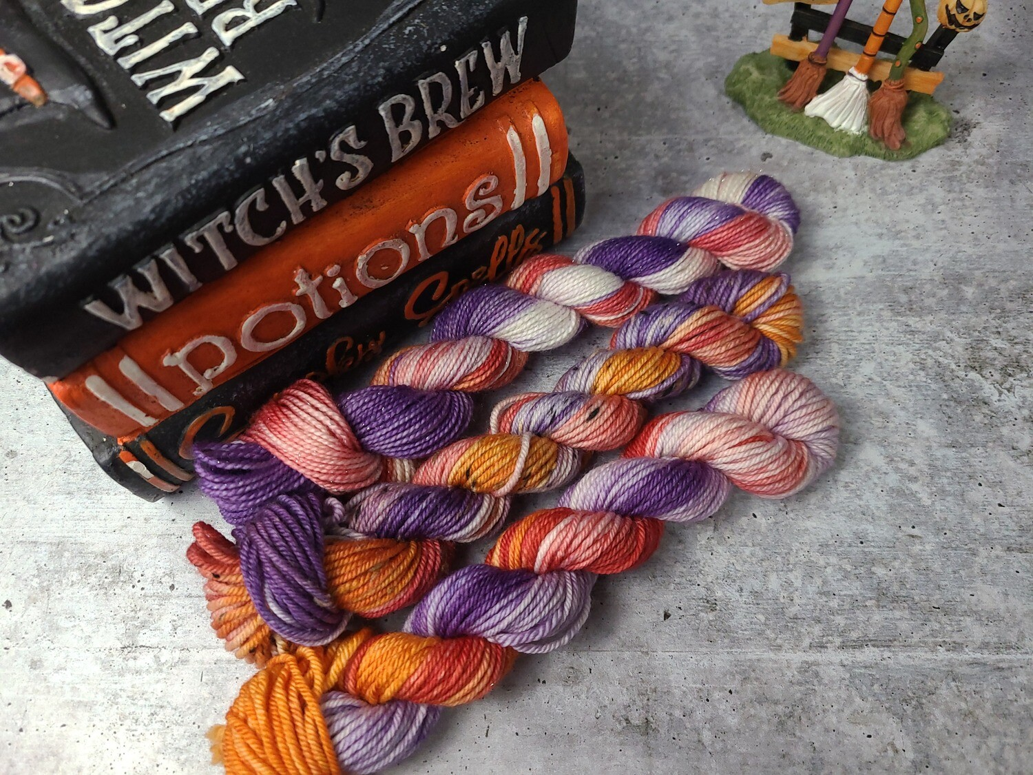 Mary Hand Dyed Yarn