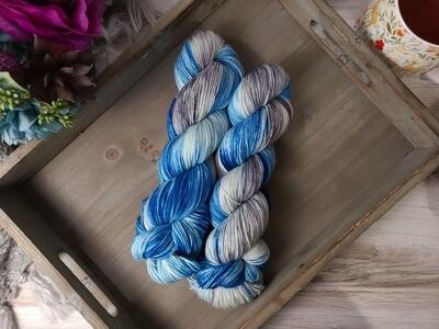 Wonderland Hand Dyed Yarn