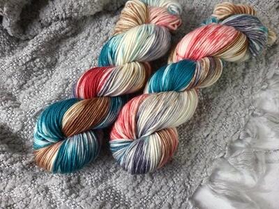 London (DK) Hand Dyed Yarn
