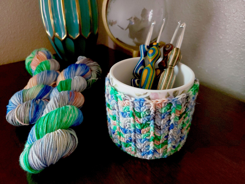Italy Crochet Hook Cozy Crochet Kit