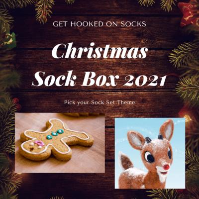 Christmas Sock Box 2021