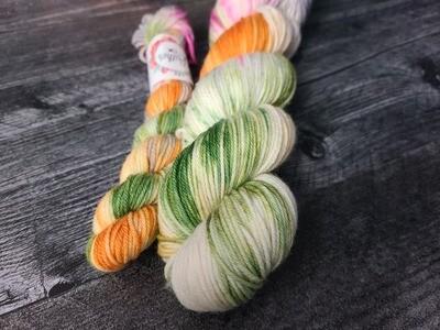 Telluride Hand Dyed Yarn - Road Trip 2021