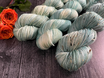 Sweater Weather Hand Dyed Yarn - It's Fall Ya'll Collection
