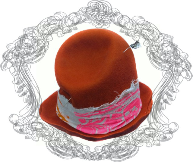 One-Eyed Buffer hat