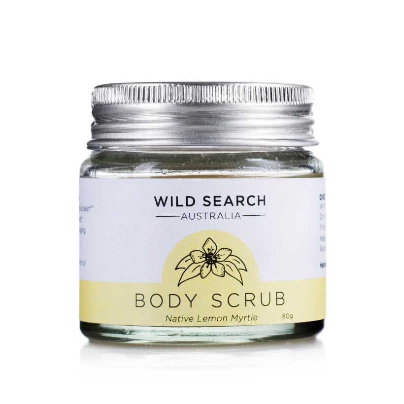 Body Scrub - Lemon Myrtle (80g)