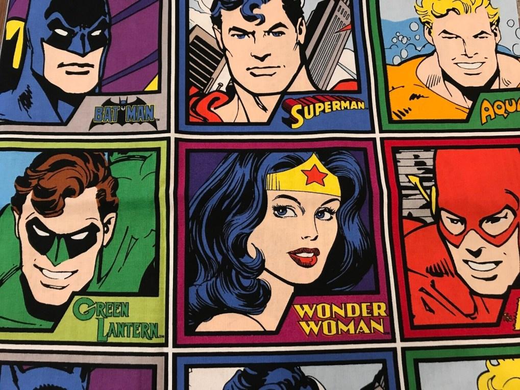 Superheroes Premium Cotton Face mask