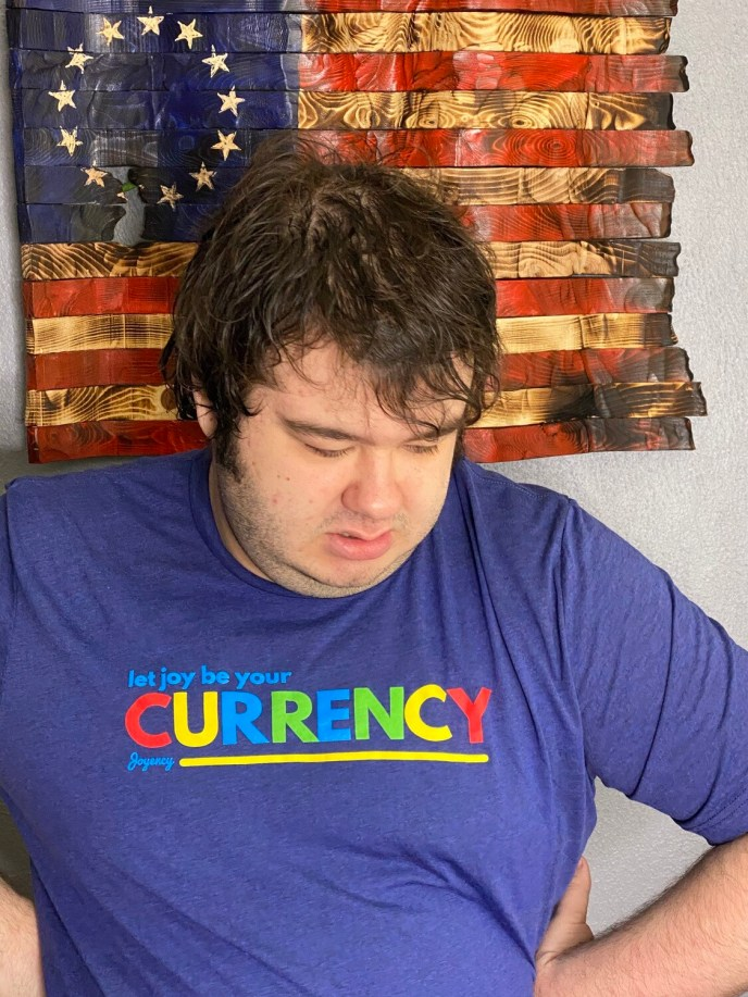 Currency Shirt *Multiple Colors