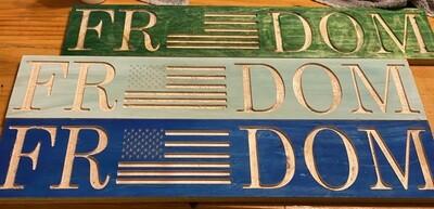 Freedom Badges