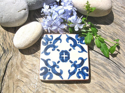 Spanish ceramic tile ~ Alhambra