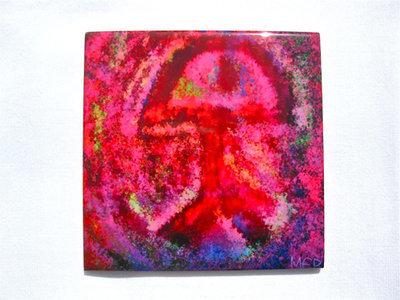 Lucky ceramic tile ~ Indalo Silk