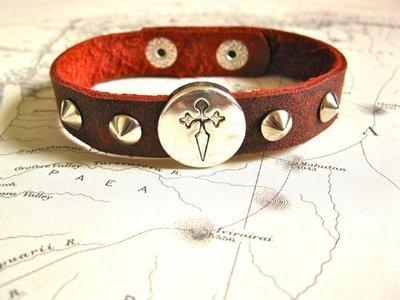 St James cross Compostela bracelet