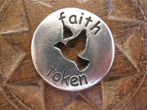 FAITH token - Believe in miracles
