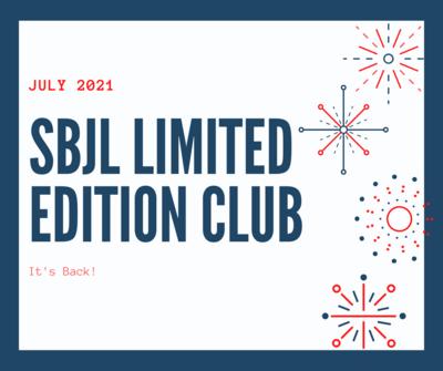 Limited Edition Club - 2021 July