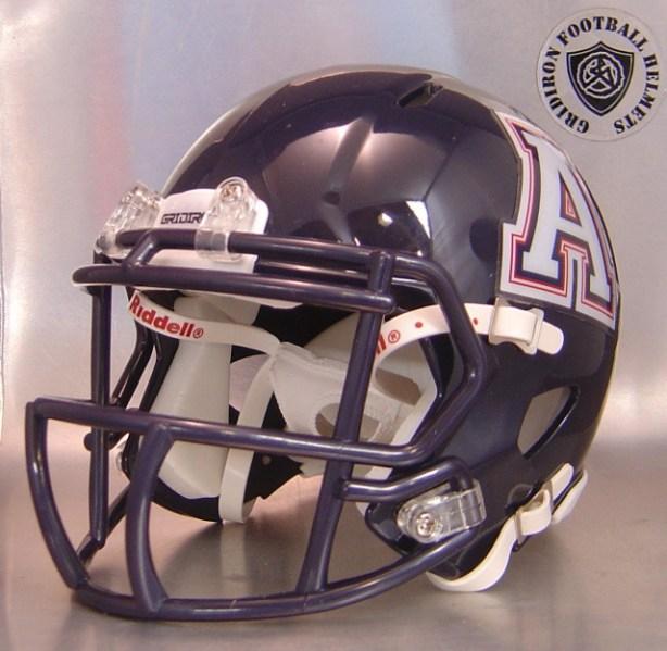 Allen Eagles High School 2012-2014 (TX) - mini-helmet