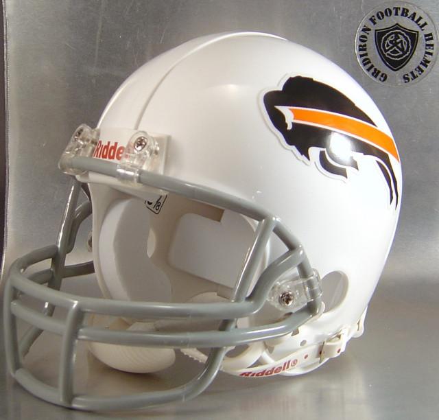 Beaumont French Buffaloes HS 1984 (TX)  - mini-helmet